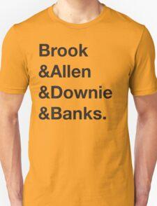 Helvetica Brook Shirt Unisex T-Shirt