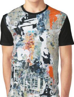 New York Streets No#4 Graphic T-Shirt