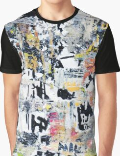 New York Streets No#5 Graphic T-Shirt