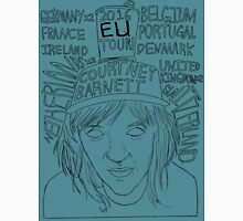 Courtney Barnett EU 2016 Tour 3 Unisex T-Shirt