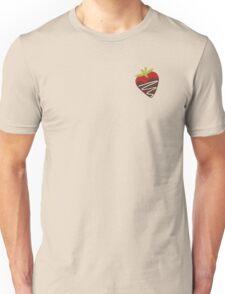Chocolate Covered Strawberries Unisex T-Shirt