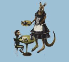 Kangaroo cafe One Piece - Short Sleeve
