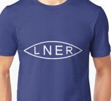 LNER Ellipse Symbol Unisex T-Shirt