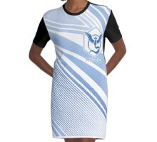 Team Mystic Graphic T-Shirt Dress