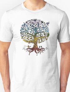 Floral tree beautiful, summer Unisex T-Shirt