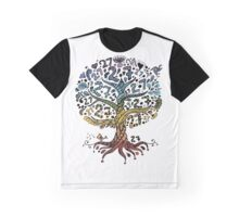 Floral tree beautiful, summer Graphic T-Shirt