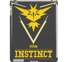 Pokemon Go : Team Instinct iPad Case/Skin
