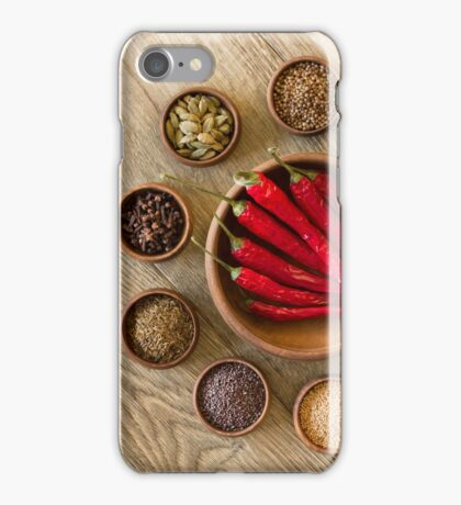 Cooking iPhone Case/Skin