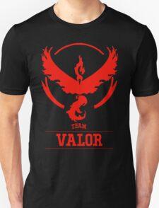 Pokemon Go : Team Valor Unisex T-Shirt