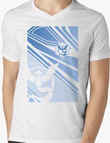 Team Mystiq - Pokemon Go Mens V-Neck T-Shirt