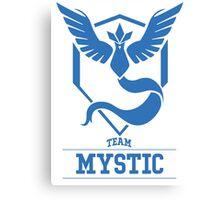 Pokemon Go : Team Mystic Canvas Print