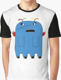 The Monster Graphic T-Shirt