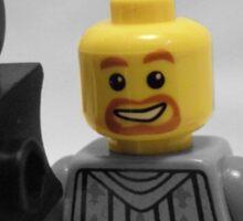 Lego Camerman Sticker