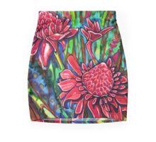 jens pink ginger Mini Skirt