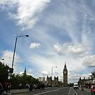 Westminster Bridge by Astrid Ewing Photography