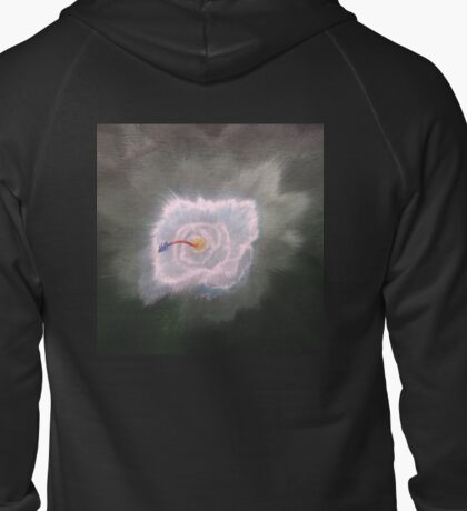Cold Spring Morning Zipped Hoodie