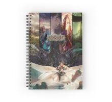 Zendikar MTG Spiral Notebook