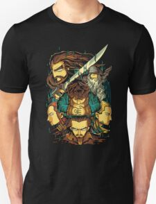 Core Art No.3 Unisex T-Shirt