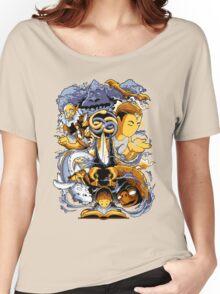 Core Art No.4 Women's Relaxed Fit T-Shirt
