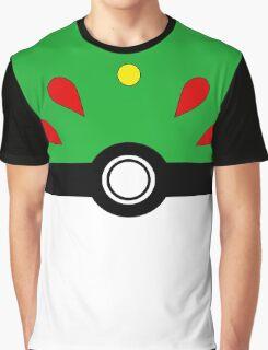 Poké ball GO! FRIEND BALL Graphic T-Shirt