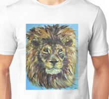 Braveheart - African male lion Unisex T-Shirt