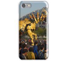 Beijing antics iPhone Case/Skin