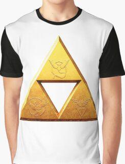 Poke-force Graphic T-Shirt
