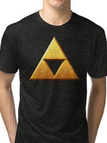Poke-force Tri-blend T-Shirt