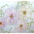 FOUR ROSES by Gea Austen