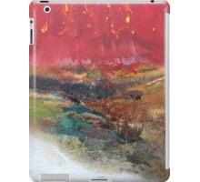 Elements 1 Fire & Earth iPad Case/Skin