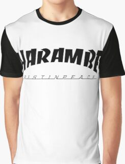 HARAMBE VINTAGE COLLECTION Graphic T-Shirt