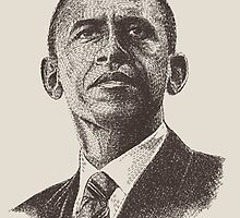 Barack Obama by barmalisiRTB