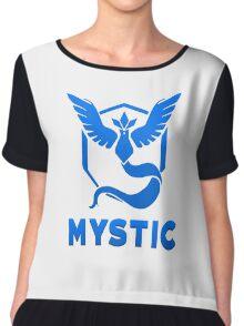 Mystic - Pokemon Go Chiffon Top
