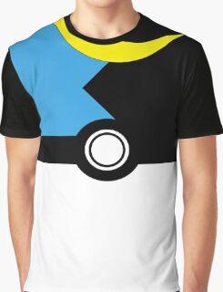 Poké ball GO! MOON BALL Graphic T-Shirt