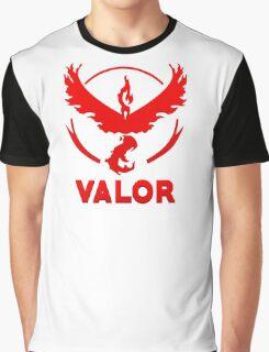 Valor - Pokemon Go Graphic T-Shirt