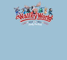 Walley World - America's Favourite Curved Logo Unisex T-Shirt