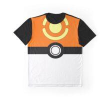 Poké ball GO! SPORT BALL Graphic T-Shirt