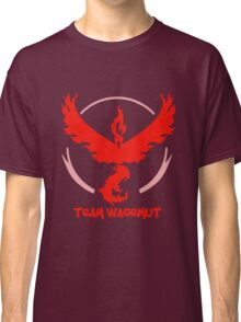 Team Wagemut - Pokemon Go Classic T-Shirt
