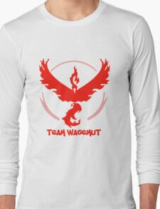 Team Wagemut - Pokemon Go Long Sleeve T-Shirt
