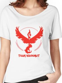Team Wagemut - Pokemon Go Women's Relaxed Fit T-Shirt