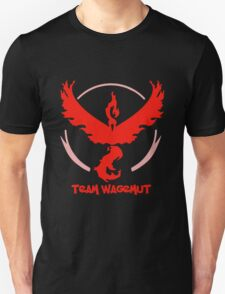 Team Wagemut - Pokemon Go Unisex T-Shirt