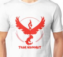 Team Wagemut - Pokemon Go Unisex T-Shirt