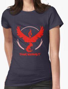 Team Wagemut - Pokemon Go Womens Fitted T-Shirt