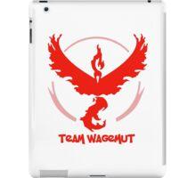 Team Wagemut - Pokemon Go iPad Case/Skin