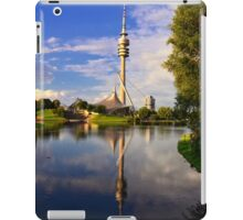 Olympic Magnificence, Munich iPad Case/Skin