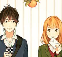 Orange - Naruse Kakeru & Takamiya Naho Sticker