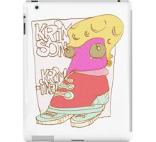 Krim iPad Case/Skin