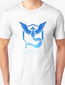 Team Mystic (White) Unisex T-Shirt