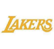 Los Angeles Lakers 03 Photographic Print