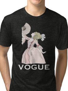 Madonna 1991 Vogue Dangerous Liasons Tri-blend T-Shirt